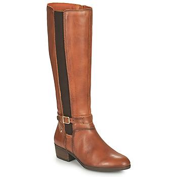 Chaussures Femme Bottes ville Pikolinos DAROCA Marron