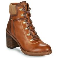 Chaussures Femme Bottines Pikolinos POMPEYA Marron