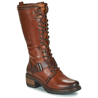 Chaussures Femme Bottes ville Pikolinos SAN SEBASTIA Marron