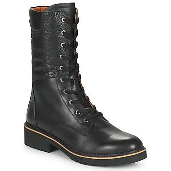 Chaussures Femme Boots Pikolinos VICAR Noir