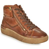 Chaussures Femme Baskets montantes Pikolinos VITORIA Marron