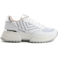Chaussures Femme Baskets basses Funhouse F2020021 Blanc