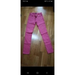 Vêtements Femme Jeans slim Morgan Pantalon slim Rose