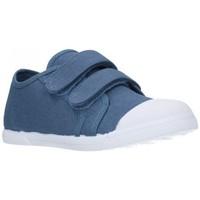 Chaussures Garçon Baskets basses Batilas 86601 oceano Niño Celeste bleu