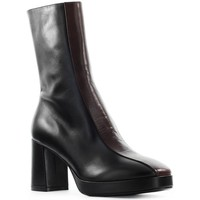 Chaussures Femme Bottines Strategia Bottines Black