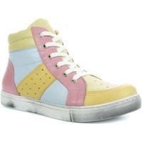 Chaussures Femme Baskets montantes Andrea Conti 341744-093 Multicolor