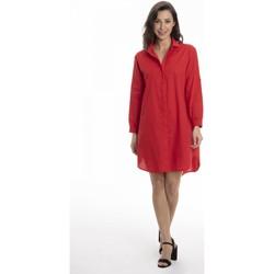 Vêtements Femme Robes courtes Gerard Pasquier Robe confort REBECA Rouge