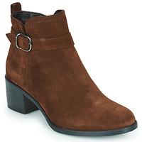 Chaussures Femme Bottines Tamaris OFFICIE Marron