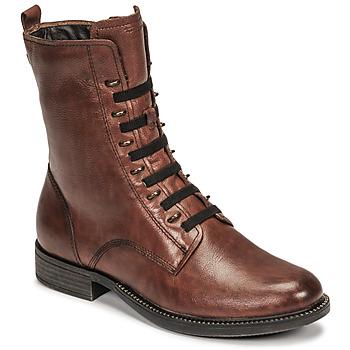 Chaussures Femme Boots Tamaris MISTAK Marron