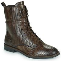 Chaussures Femme Boots Tamaris PEPIN Marron