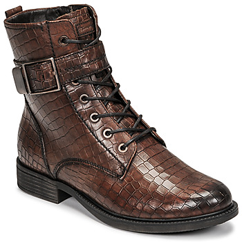 Chaussures Femme Boots Tamaris HEARDE Marron