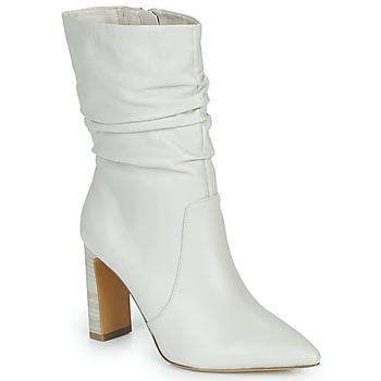 Chaussures Femme Bottes ville Tamaris BRESSA Beige