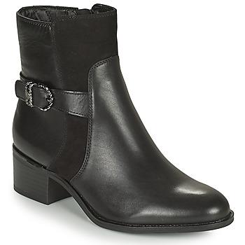 Chaussures Femme Bottines Tamaris FADER Noir
