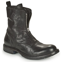 Chaussures Homme Boots Moma MALE Noir