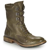 Chaussures Femme Boots Moma MINSK Kaki