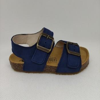 Chaussures Garçon Sandales et Nu-pieds Bopy EDOUARVEL bleu