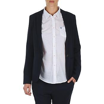 Vêtements Femme Vestes / Blazers Marc O'Polo CLOTHILDE Marine