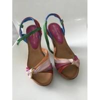 Chaussures Femme Sandales et Nu-pieds Metamorf'Ose Chaussures à talons été Rose