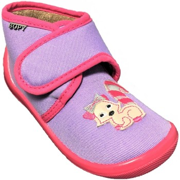 Chaussures Fille Chaussons Bopy AJOLIE Violet