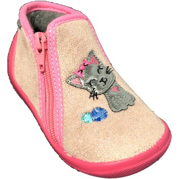 Chaussures Fille Chaussons Bopy ACHACHOU Rose