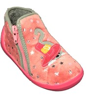 Chaussures Fille Chaussons Bopy ACHATA Rose