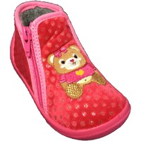 Chaussures Fille Chaussons Bopy ANOURS Rouge