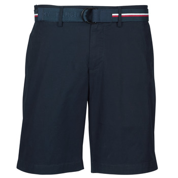 Vêtements Homme Shorts / Bermudas Tommy Hilfiger BROOKLYN LIGHT TWILL Marine
