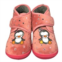 Chaussures Fille Chaussons bébés Bopy APING Rose