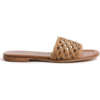 Chaussures Femme Mules Bryan 1526 Marron