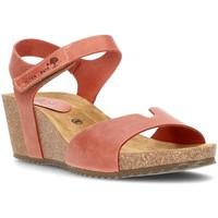 Chaussures Femme Sandales et Nu-pieds Interbios SANDALES  5649 TUILE