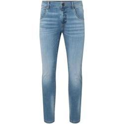Vêtements Homme Jeans slim Timezone Jean slim Scott  ref 52352 bleu clair Bleu