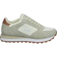 Chaussures Femme Baskets basses Sansibar Sneaker Weiß