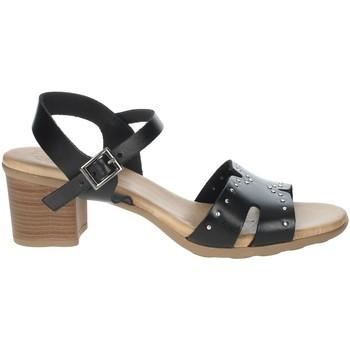 Chaussures Femme Sandales et Nu-pieds Porronet FI2626 Noir