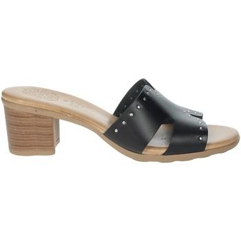 Chaussures Femme Mules Porronet FI2625 Noir