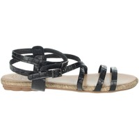 Chaussures Femme Sandales et Nu-pieds Porronet FI2603 Noir