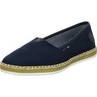 Chaussures Femme Espadrilles Rieker M227814 Bleu marine