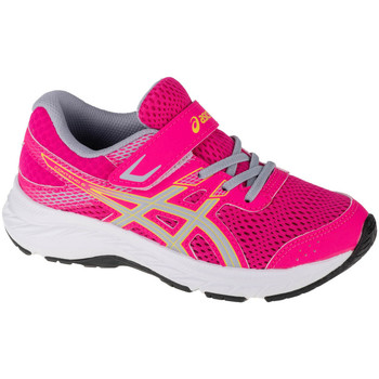 Chaussures Enfant Fitness / Training Asics Contend 6 PS Rose