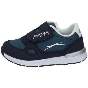 Chaussures Garçon Baskets basses Balducci BS2561 BLEU
