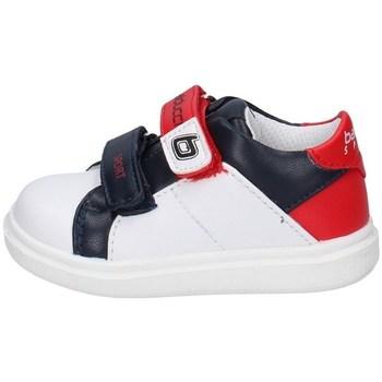 Chaussures Garçon Baskets basses Balducci BS2341 BLANC