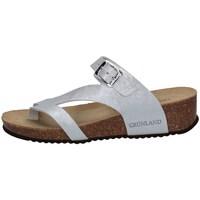 Chaussures Femme Sandales et Nu-pieds Grunland CB2650 Argenté