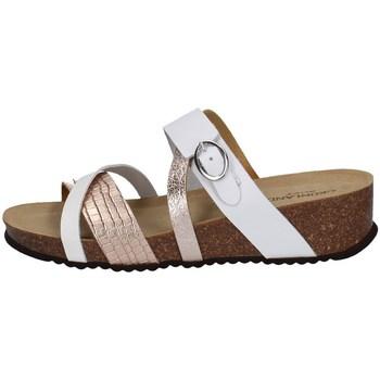Chaussures Femme Sandales et Nu-pieds Grunland CB2551 Blanc