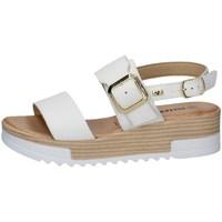 Chaussures Femme Sandales et Nu-pieds Valleverde 16052 Blanc
