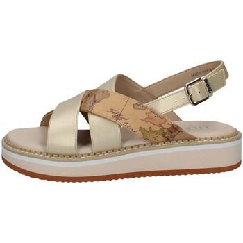 Chaussures Femme Sandales et Nu-pieds Alviero Martini 0915/0568 Argenté