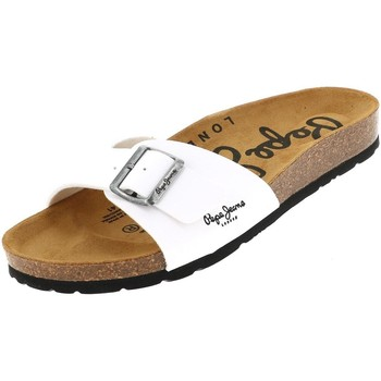 Pepe jeans Homme Mules  Bio Man White...