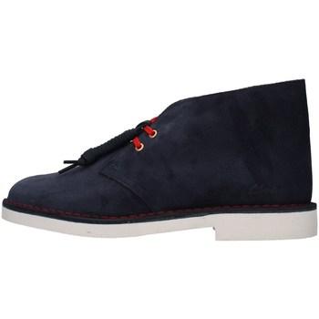 Chaussures Homme Boots Clarks DESERT BOOT 2 BLEU MARIN