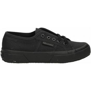 Chaussures Baskets basses Superga 2750-COTU CLASSIC 997-total-black