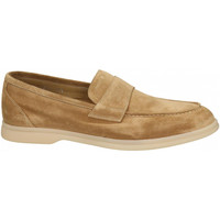 Chaussures Homme Mocassins Brecos SOF tabacco