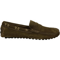 Chaussures Homme Mocassins Antica Cuoieria ALCE forest