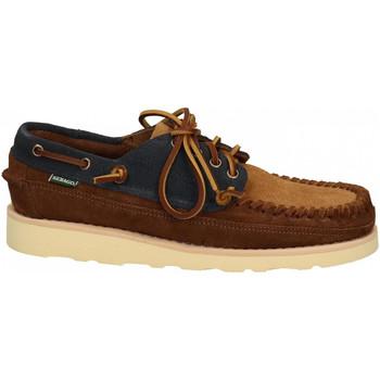 Chaussures Homme Chaussures bateau Sebago CAYUGA a1s-navy-cognac