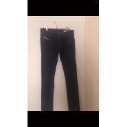 Vêtements Femme Jeans slim Diesel Jean Diesel Bleu